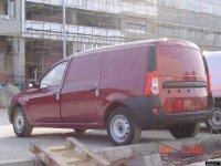 Dacia Logan 'Van' : utilitaire pas cher !