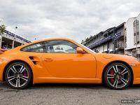 Photos du jour : Porsche 911 997 Turbo (Spa Classic)