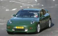 Future Porsche Panamera : une souris verte...