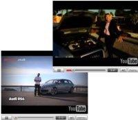 Vidéos : l'Audi RS6 jaugée par les anglais (Tiff de 5Gear et Chris d'Autocar)