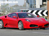 Ferrari F430 Stradale: sortie imminente