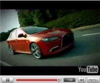 Vidéo : Mitsubishi Prototype S en mouvement