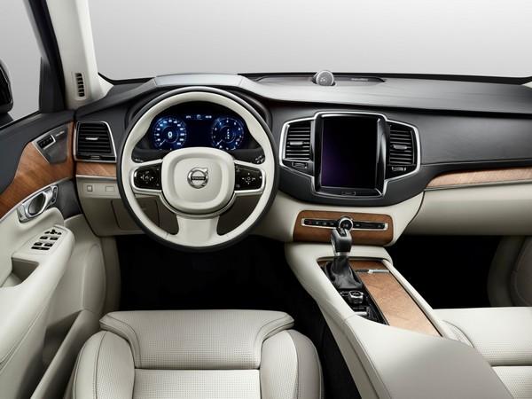 Volvo : la prochaine S80 lancée en 2016 et avec le même intérieur que le XC90