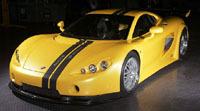Ascari A10: mangeuse de Ferrari Enzo