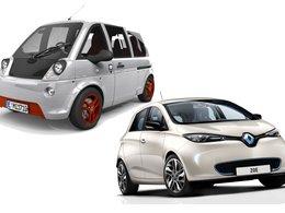 L'UGAP commande 2600 voitures électriques