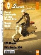 Scootitude : Un magazine dédié aux scooters rétro