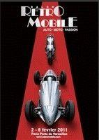 Rétromobile 2011 : un salon plus court mais des journées plus longues…