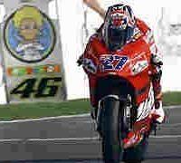 """Moto GP: Stoner: """"La GP7 est bonne partout"""""""