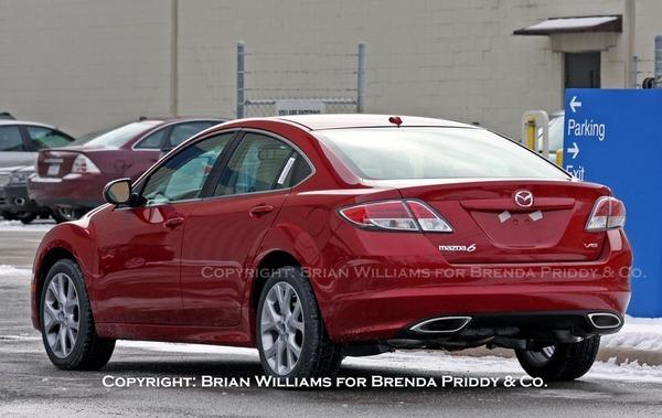 Mazda6 : aux USA, pas le même combat !