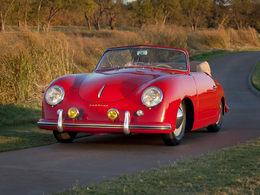 La toute première Porsche importée aux Etats-Unis