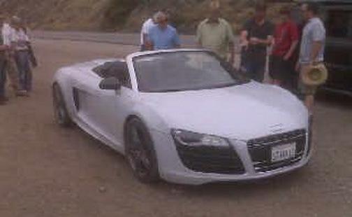L'Audi R8 Spider révélée ( maladroitement ) par un concessionnaire anglais