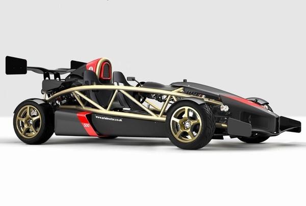 L'Ariel Atom 500 V8 s'invite chez les 1000 ch/tonne