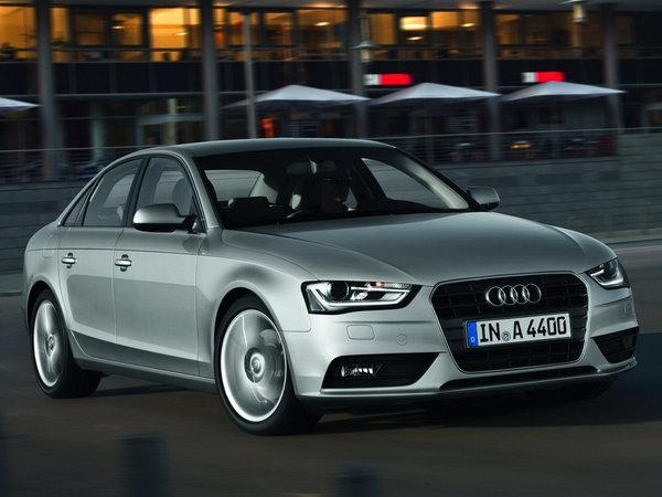 Nouvelles Audi A4 et S4 restylées : ah bon ?