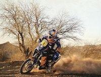 Michelin Desert Race : victoire dés sa première sortie.