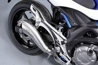 Accessoires Suzuki pour la SFV 650 Gladius