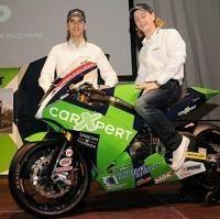 Moto 2 - Technomag CIP: Alain Bronec se met au vert