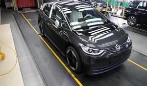 Volkswagen apporte des précisions sur la production de l'ID 3