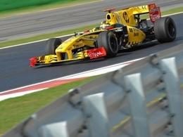 Renault dans le bon rythme en Corée