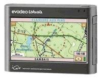 IGN : le GPS Evadeo Ushuaïa est doté d'un écocalculateur ! Les émissions de CO2 peuvent être compensées ensuite.