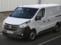 Le Renault Trafic devient le Mitsubishi Express