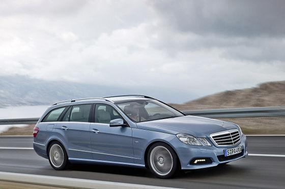 Nouvelle Mercedes Classe E Break : la voilà (ajout photos HD)