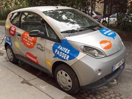 Les autos d'Autolib bientôt commercialisées