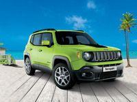 Jeep Renegade: une nouvelle série limitée South Beach