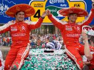WRC Mexique shakedown: Loeb perd son moteur !