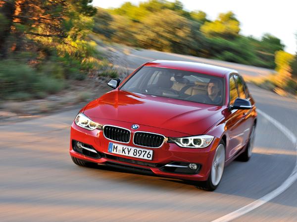 BMW dévoile les tarifs de sa nouvelle Série 3