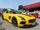 Photos du jour : Mercedes SLS Black Series (Parade des Pilotes)