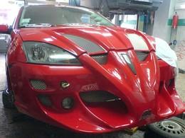 Saucisse du vendredi : Ford Focus dent du guignol
