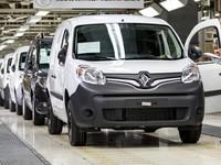 Renault relance sa production en France