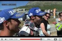 Supermotard 2010: les coulisses du team Luc1 (vidéo1/2).