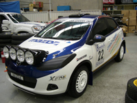 Mazda2 Extreme au Salon de Melbourne