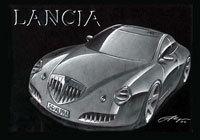 Futur de Lancia: Aurelia, Fulvia, Delta Coupé...