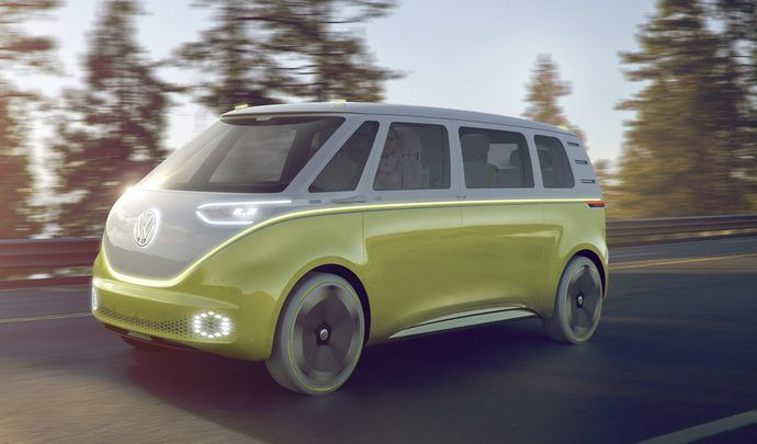 Volkswagen : le concept I.D Buzz sera bien produit