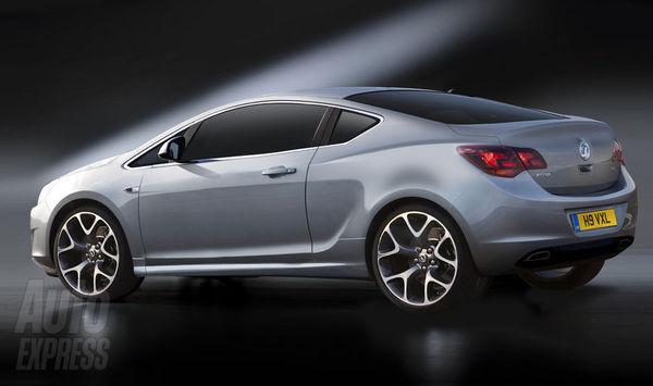 Futur coupé Opel: la Calibra de retour!