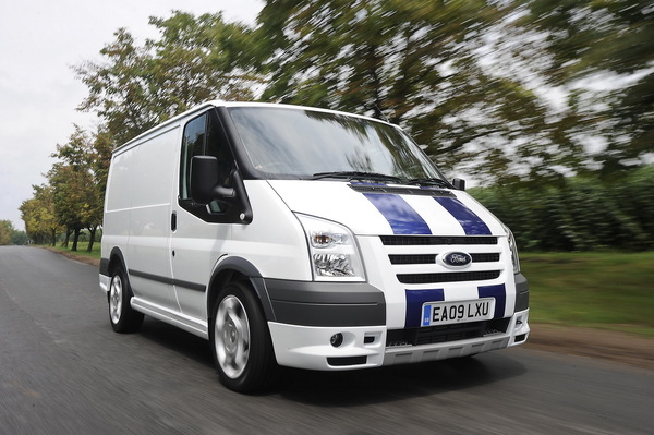 "Ford Transit SportVan ""Le Mans style"""