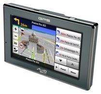 GPS : Mio lance la cartographie en 3 dimensions
