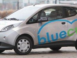 Bluecub: ambiance électrique à Bordeaux