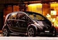 Mitsubishi i by DAMD : craquante !