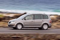 Volkswagen Touran Concept et Carat