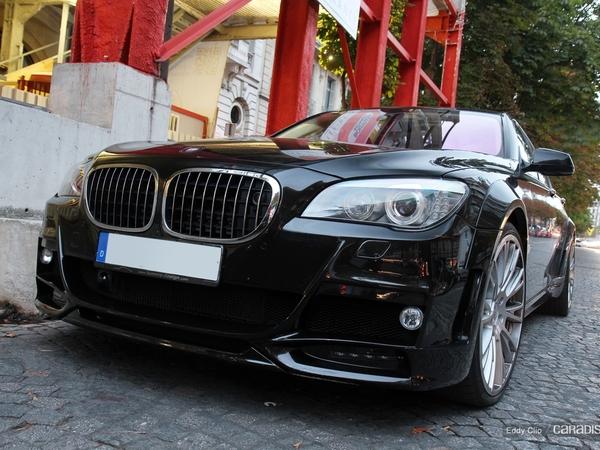 Photos du jour : BMW Serie 7 760 LI by Lumma