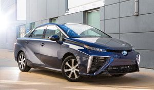 Toyota Mirai : à partir de 78900€