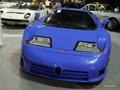 Photos du jour : Bugatti EB110 (Retromobile)