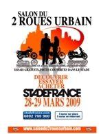 Rappel : Salon du Deux-Roues urbain les 28 et 29 Mars au Stade de France