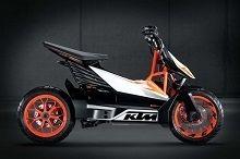 Actualité moto - KTM: Feu vert de la marque orange pour vendre de l'electrique