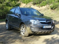 opel antara coulisses d 39 un essai sur les pistes du rallye de l 39 acropole. Black Bedroom Furniture Sets. Home Design Ideas