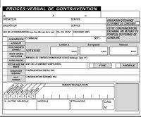 Amende : votre dossier contravention consultable sur internet