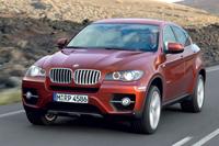 BMW X6 par l'Oeil de Lynx